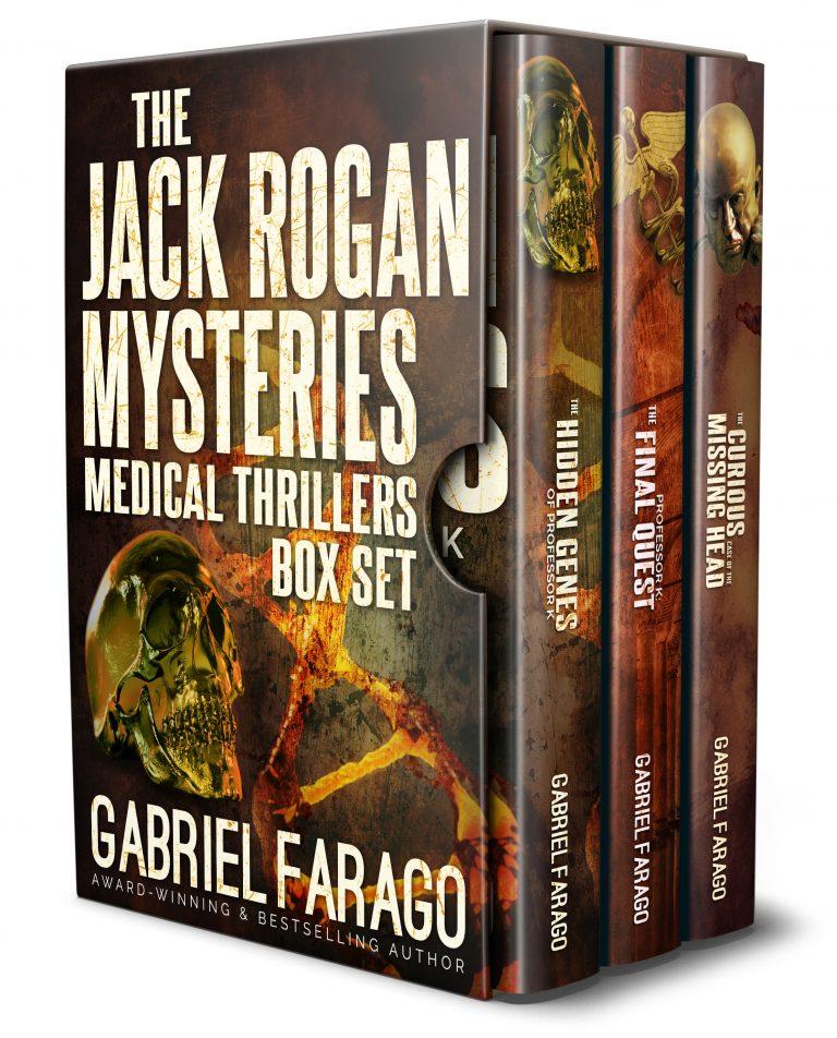 Jack Rogan Mysteries Medical Thrillers Box Set